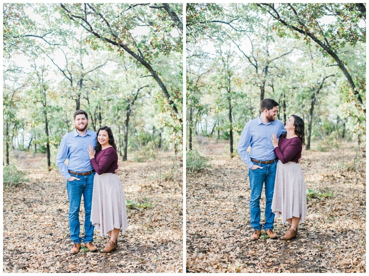 Lone Star Lodge Resort and Marina, Engagement Session, Couple, Hannah Hays Photography, Fall Session,  Fall Wedding